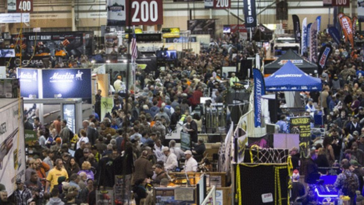 Great American Outdoor Show Thrives