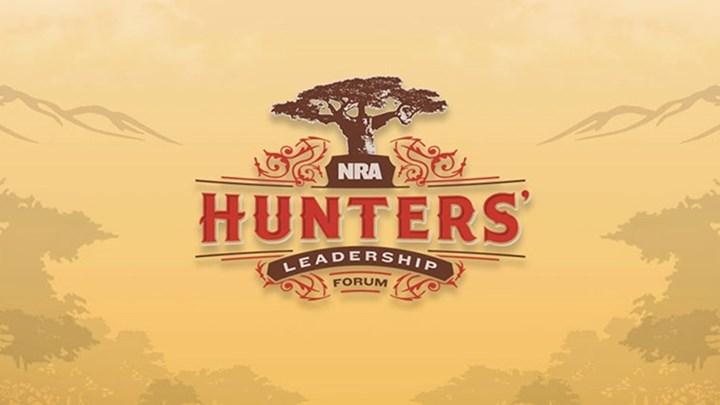 NRA Hunters' Leadership Forum Announces 2016 Dinner