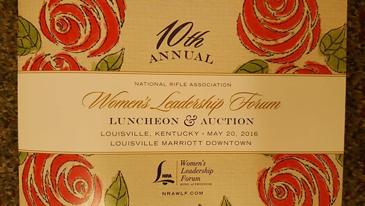 NRA Women's Leadership Forum Fuels Bright Future for NRA
