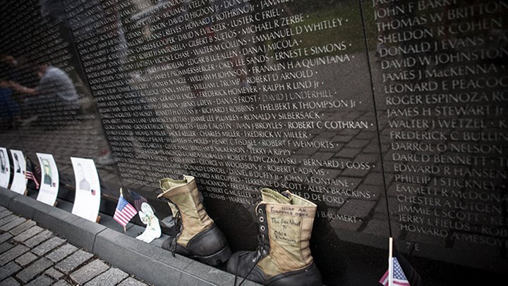 A Soldier's Thoughts on Veterans Day
