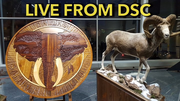 Hunting is Conservation at 2017 DSC Show, Jan. 5-8