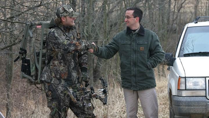 Explaining Hunting to Nonhunters
