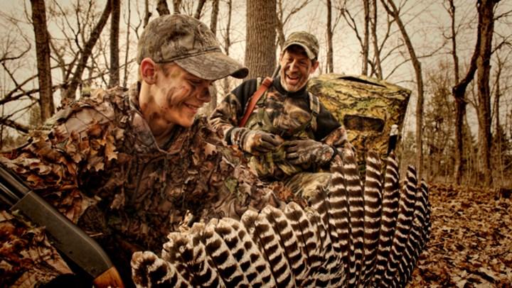 5 Reasons Spring Turkey Hunts Can Draw New Hunters