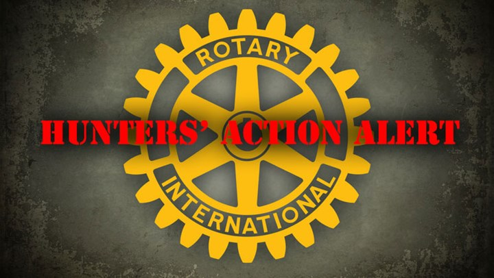 Stop Rotary International's Gun Ban Before July 1