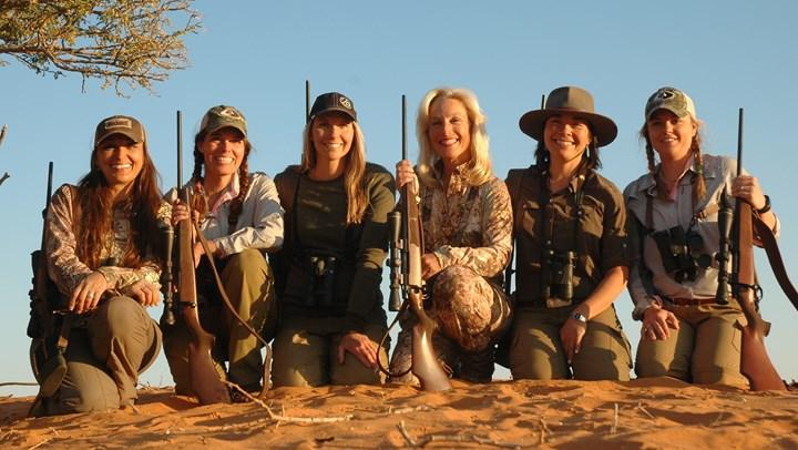 Safari Sisterhood: Adventures in Africa