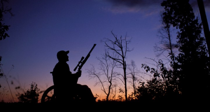 Hunting is Positive Therapy for Military Warriors