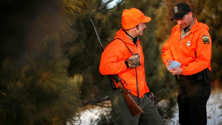 Study Touts Positive Attitudes toward Wildlife Officers