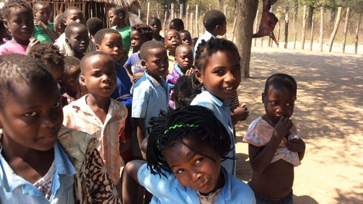 Many African Schools Depend on Hunters' Support