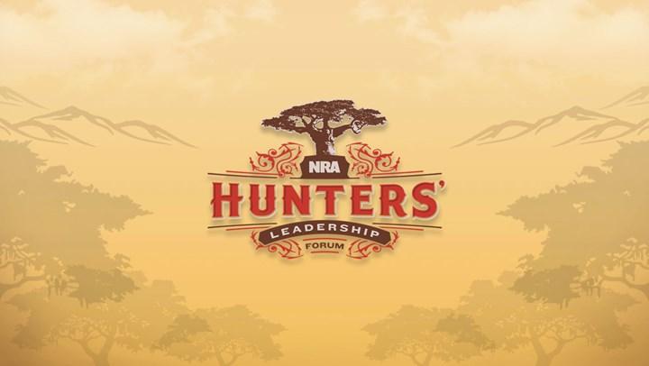 2018 NRA Distinguished Hunters Leadership Award Nominations Due