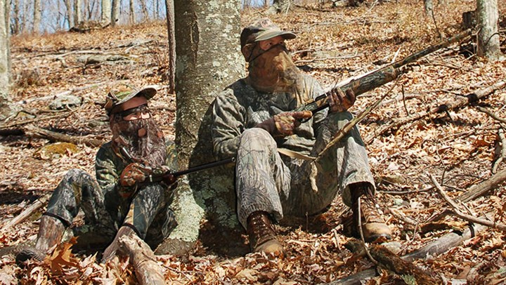 Promoting the Mentoring Stage of Hunting