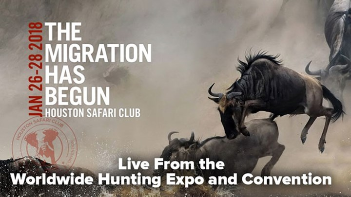 Houston Safari Club Picks Peppers at Annual Convention
