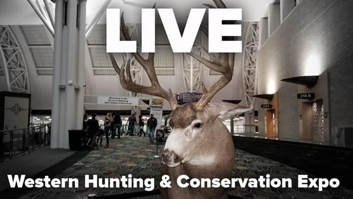 12th Annual Western Hunt Expo Kicks Off in Utah