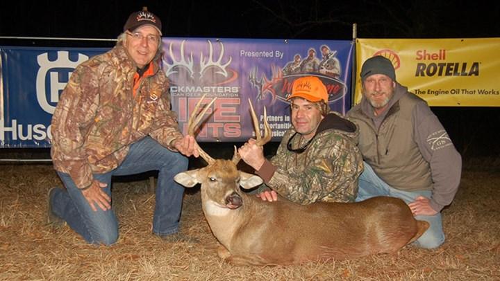 Hope For The Warriors Veterans Enjoy Buckmasters Hunt
