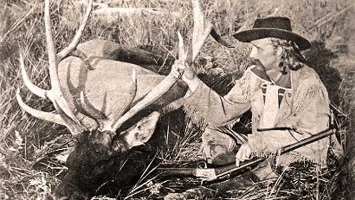 Meet General George Armstrong Custer the Hunter