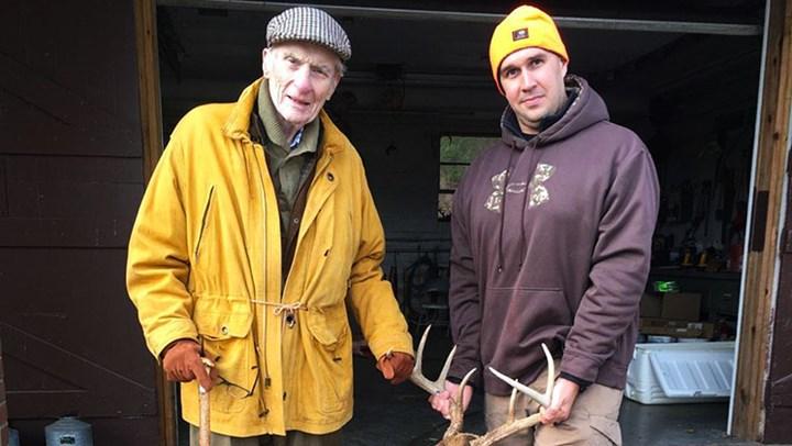 Purple Heart Recipient Heals through Hunting