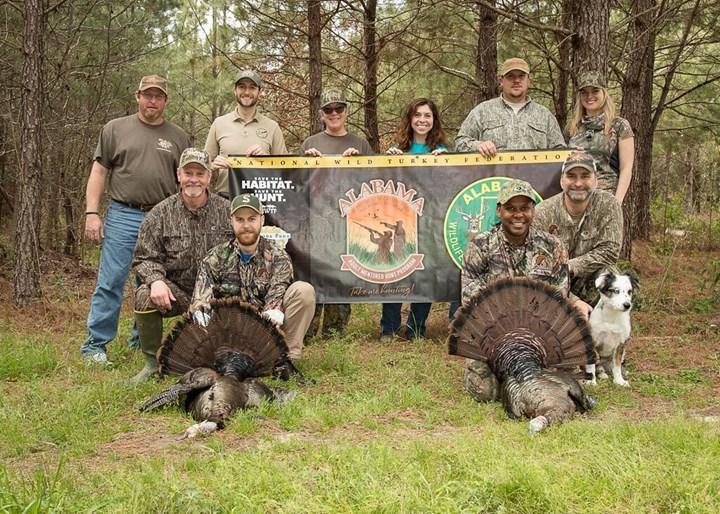 Alabama's Adult Mentored Hunting Program Shines