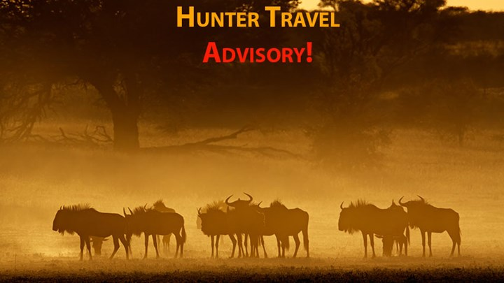 To Hunt or Not to Hunt South Africa: That is the Question