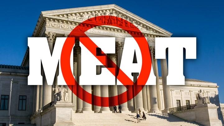 PETA Wants Justice Kavanaugh to Make the Supreme Court Cafe Vegan