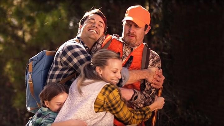 Colorado's Hug a Hunter Ads Spreads the News to Non-Hunters