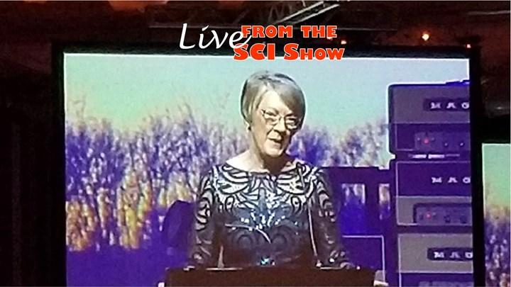 Philanthropist Brenda Potterfield Wins Diana Award at SCI Show
