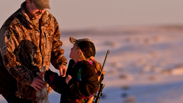 Hunting is Safer Than Golfing, Hiking...