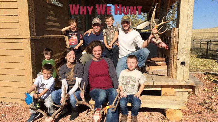 The Joys of Deer Hunting with Family and Friends