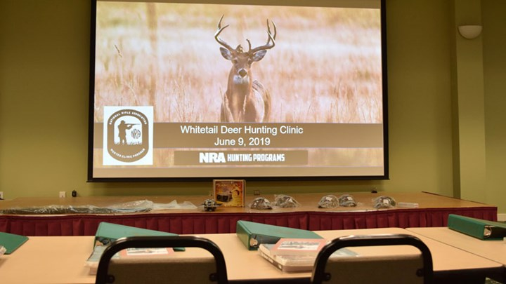 Connecticut Rolls Out NRA-Based Whitetail Hunting Clinics