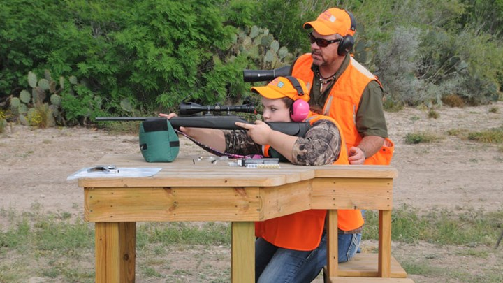 Texas Youth Program Offers Hands-On Hunting Experience