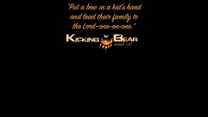 Kicking Bear Helps Disabled Youth Chase His Dreams