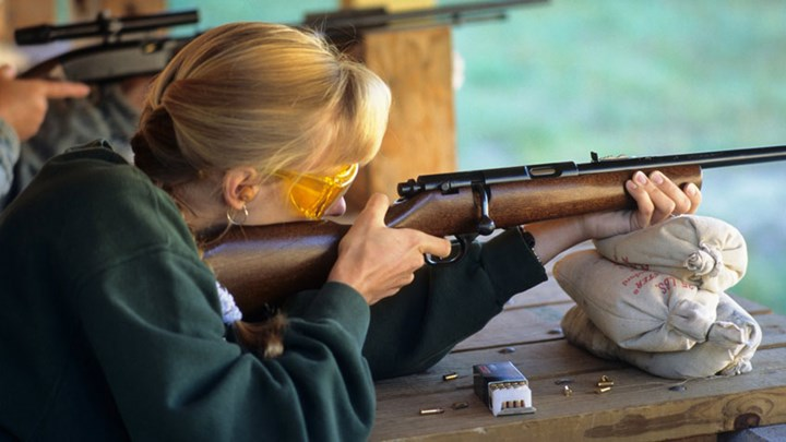 NRA Firearms Training Has Real-Life Benefits
