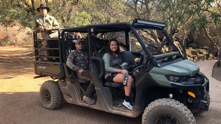 Millennials On Safari