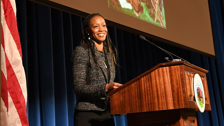 Trump Taps First African American to Lead USFWS