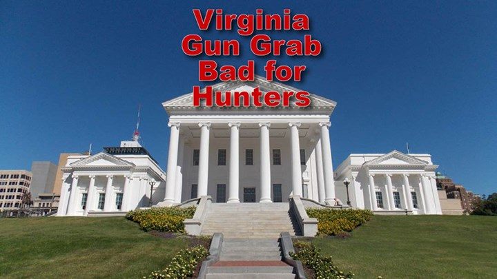 Legislation in Virginia Could Derail Hunting and Conservation