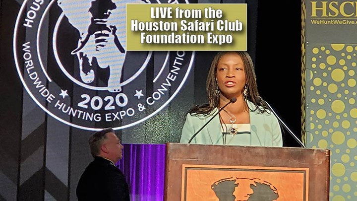 USFWS Director Pledges to Fight for Sportsmen at Hunters' Convention