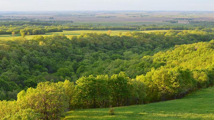 South Dakota is one of many states with landlocked public lands.
