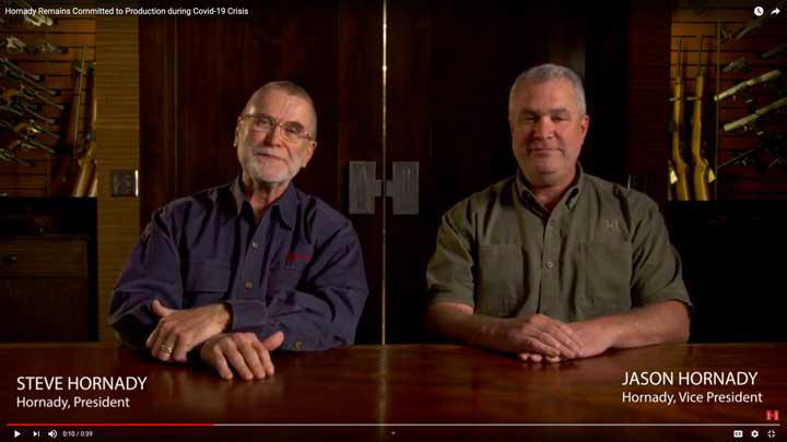 Hornady Video Screenshot