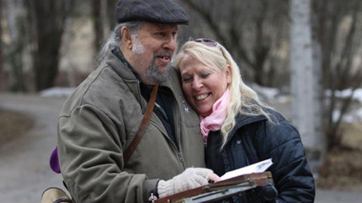 John and Suzie Seerey-Lester