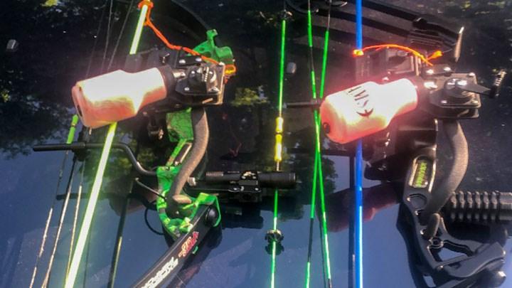 Bowfishing for Invasive Species Keeps Archery Skills Sharp