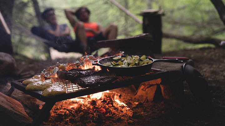 Make a Summer Splash with Feasts by the Fireside