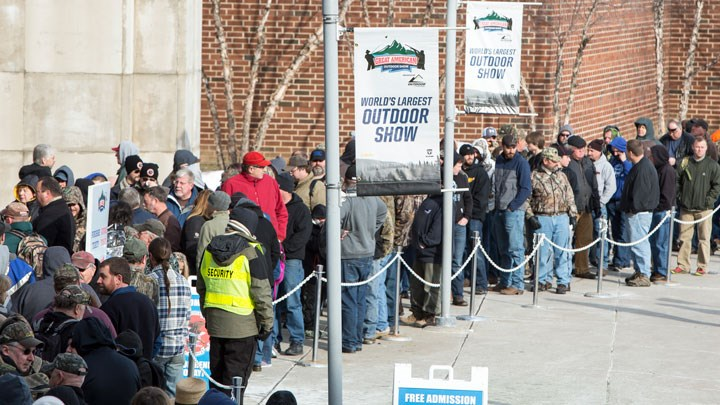 Great American Outdoor Show Canceled