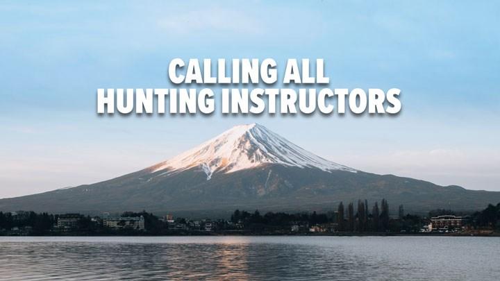 Japan Incentivizes Hunting as Wildlife Management Tool