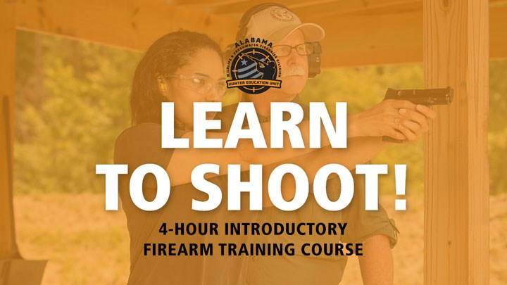 Alabama's Free Handgun Course Educates and Trains New Shooters