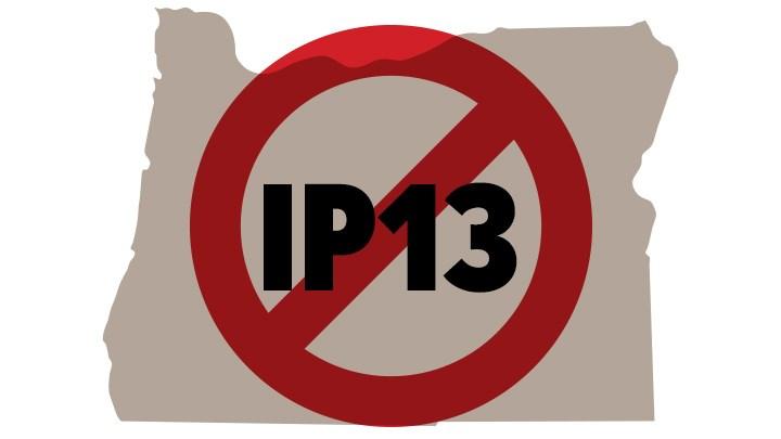 Oregon's IP 13 to Criminalize Hunting, Fishing, Animal Husbandry