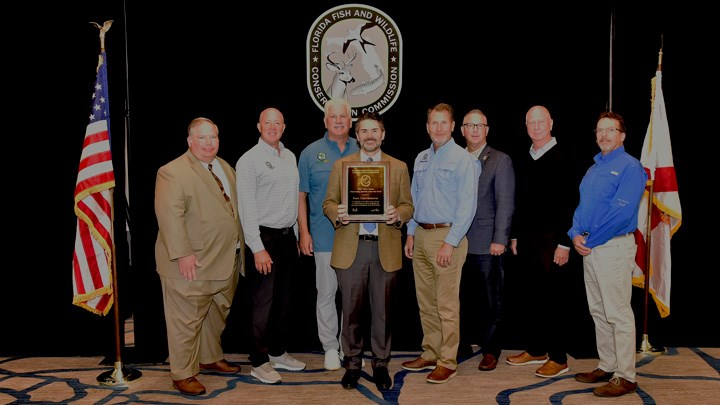 NRA's Peter Churchbourne is Florida's Hunter Safety Instructor of the Year