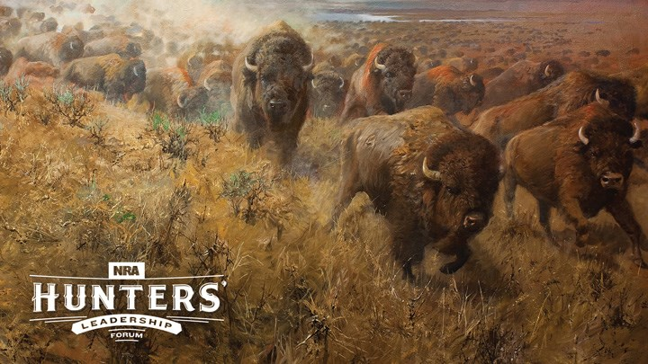 Calling All Hunters! Set Sights on the NRA Hunters' Leadership Forum Dinner Sept. 3