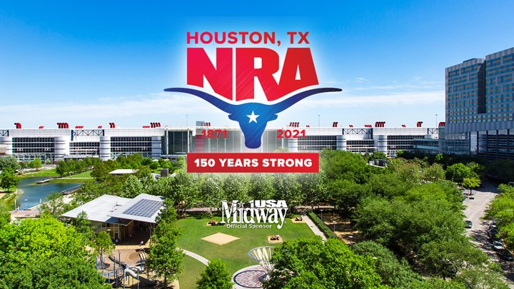 NRA Cancelling Annual Meeting in Houston Due to COVID-19