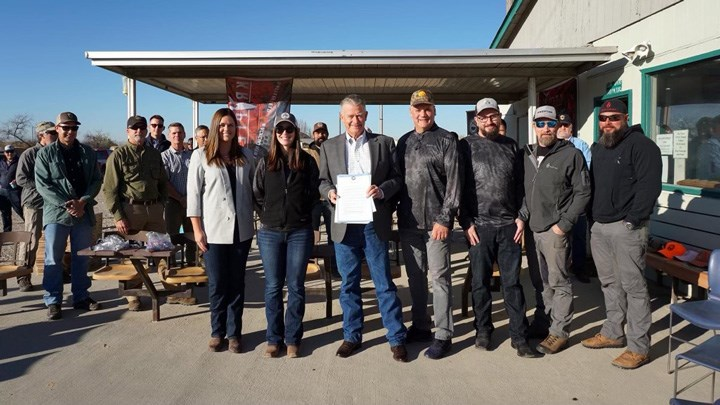 Idaho Governor, Public Officials Nationwide Honor National Hunting and Fishing Day